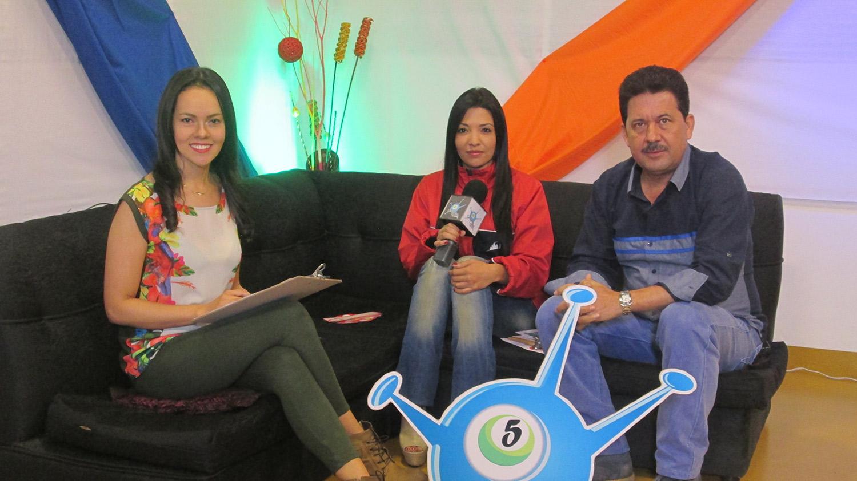 Entrevista Canal 5