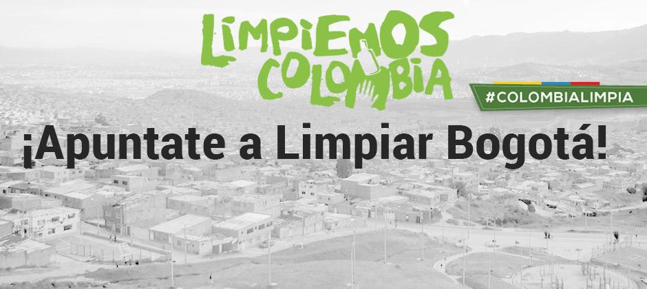 """Aseo Capital también se une a la campaña """"Limpiemos Colombia"""""""